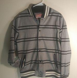 Brooklyn Cloth Letterman Jacket